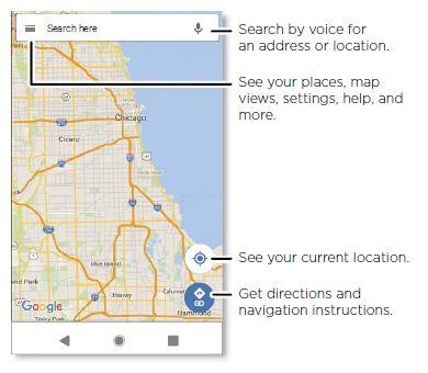 Google Maps Razr