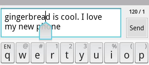 DROID X - Text Entry, Swype, Speech to Text