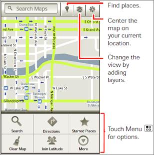 PRO+ - MOTOROLA PRO PLUS - Maps™ (Google Maps)